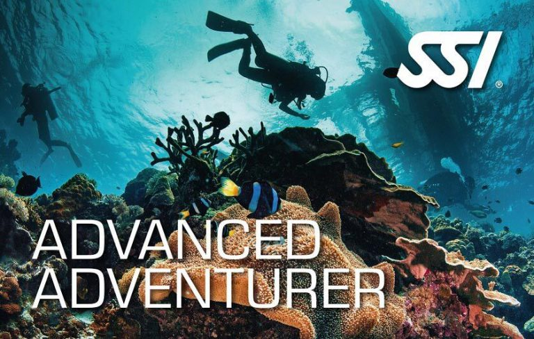 scuba diving courses Gili Air